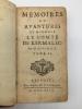 Mémoires ou Avantures de Monsieur le Comte de Kermalec, 2 t,. GAILLARD DE LA BATAILLE, Pierre Alexandre