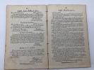 Choix gradué de 50 sortes d'écritures pour exercer les enfants à la lecture du manuscrit. BARRAU, Th.