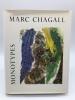 Marc Chagall. Monotypes 1961-1965. Catalogue établi par Gérald Cramer. CHAGALL, Marc - LEYMARI, Jean
