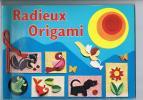 Radieux Origami. Le livre de la marguerite. FUKUDA, Keinichi