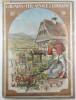 L'Alsace, la Montagne. Chemins de Fer d'Alsace et de Lorraine.. [AFFICHE] KAUFMANN, P.