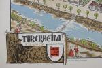 [LITHOGRAPHIE] Histoire du Brand de Turckheim.. NOACK, Eugène.
