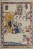 "The KAISER'S - ""OLD GOD"" - Seiner Majestät Alter Gott. [LITHOGRAPHIE].. HANSI, (WALTZ, Jean-Jacques)."