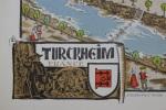 Vue de Turckheim, Alsace, France. . [AFFICHE]. NOACK, Eugène.