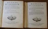 Manuel du tourneur, ouvrage dans lequel on enseigne aux amateurs la manière d'exécuter sur le tour à pointes, à lunette, en l'air, excentrique, ovale ...