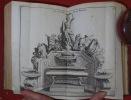 Recüeil des Figures, Groupes, Thermes, Fontaines, Vases et autres Ornemens tels qu'ils se voyent à présent dans le Château et Parc de Versailles, ...