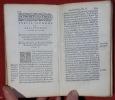 Les Trois Veritez contre tous Athees, Idolatres, Juifs, Mahumetans, Heretiques, & Schismatiques. Le tout traité en trois livres. Avec l'indice des ...