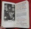 L'Espion dans les cours des princes chrétiens, ou lettres et mémoires d'un envoyé secret de la Porte dans les Cours d'Europe (...). MARANA (Jean-Paul)