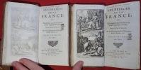Les Délices de la France ou Description des Provinces & villes Capitales d'icelle, depuis la paix de Ryswyk. Et la description des Châteaux, Maisons ...