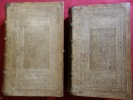 Operum Aristotelis stagiritae Philosophorum omnium longè principis nova editio, Gracè & Latinè (Titre écrit également en caractères grecs) Tomus I. ...