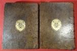 De la vie d'Apollonius Thyanéen en VIII livres. De la traduction de B. de Vigenere, Bourbonnois, revue & exactement corrigée sur l'original Grec par ...