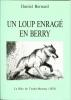 Un loup enrage en Berry - La bête de Tendu Mosnay (1878). BERNARD Daniel