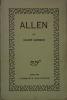 Allen. LARBAUD Valery