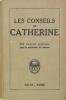 Les conseils de Catherine. (Anonyme) Catherine