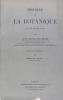 Histoire de la botanique du XVIè siècle à 1860. VON SACHS Julius