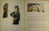 Ceux d'Algérie - Types et costumes. DUCHENE Ferdinant (IRRIERA Roger)