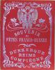Souvenir des fêtes Franco-Russes - Dunkerque, Remis, Compiègne. (Alliance Franco-Russe)