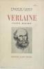 Verlaine, poète maudit. CARCO Francis