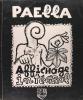 Paella Affichage intégral. Paella