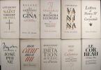 Les Caprices de la Gina,  pages retrouvées présentées .- Viccolo di madama Lucrezia - Vanina Vanini : chronique italienne - Lettres de Napoléon à ...