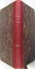 Almanach des gourmands 1930. Almanach