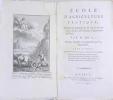 Ecole d'agriculture pratique, suivant les principes de M. Sercey de Sutières, de la Société d'Agriculture de Paris.. (Anonyme) (Grace Thomas François ...