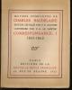"""""""OEUVRES COMPLETES DE CHARLES BAUDELAIRE"""" Edition critique par F.-F. Gautier continuée par Y.-G. Le Dantec """"CORRESPONDANCE I  (1841-1863)"""". BAUDELAIRE ..."""