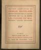 """""""OEUVRES COMPLETES DE CHARLES BAUDELAIRE"""" Edition Critique par F.-F. Gautier continuée par Y.-G. Le Dantec """"LES FLEURS DU MAL"""" Documents - Variantes - ..."""