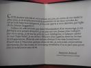 Essai graphique de Schizanthropie. Henri-Jacques DARRORT