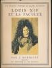 Louis XIV et la Faculté. CHAMPION Pierre