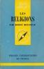 Les Religions . ROUSSEAU Hervé