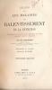 Leçons sur les maladies par ralentissement de la nutrition professées à la Faculté de médecine de Paris pendant l'année 1879 - 1880 . BOUCHARD Ch.