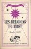 Les religions du Tibet. LALOU Marcelle