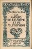 Les amours de Leucippe et de Clitophon . TATIUS Achille