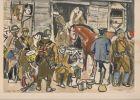 Notes sur la guerre sèche. Somme, Oise - Mai Juin 1940 . Henry de MONTHERLANT - Roger BEZOMBES