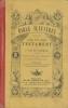 Petite bible illustrée ou récits tirés de l'ancien et du nouveau testament à l'usage de la jeunesse . COLLECTIF