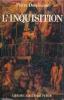 L'Inquisition. DOMINIQUE Pierre