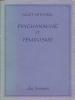 Psychanalyse et feminisme . MITCHELL Juliet