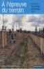 À l'Épreuve du Terrain : Palmarès des Jeunes Urbanistes 2018 - Editions Parenthèses Paris 2019. BARBET-MASSIN Olivia -