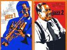 Jazz 1 : Les origines du jazz, le style Nouvelle-Orléans et ses prolongements - Jazz 2 : New York Kansa, Grands orchestres et grands solistes ...