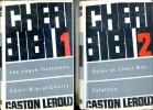 Chéri-Bibi en 3 volumes. LEROUX Gaston