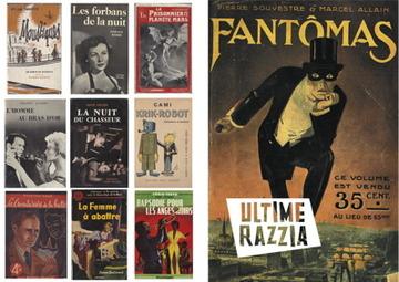 Marché Noir - Librairie Ultime Razzia
