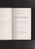 principes élémentaires de PALEONTOLOGIE  227 figures dans le texte. BRIART Alphonse