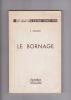 LE BORNAGE Dixième édition. DANGER F.