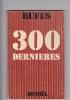 300 DERNIERES pièce à  quinze personnages pour un clown sans maquillage. RUFUS