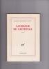 LAURENCE DE SAINTONGE roman. BOURBON BUSSET Jacques de