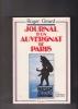 JOURNAL D'UN AUVERGNAT DE PARIS  Les fondations 1882-1907. GIRARD Roger