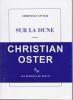 SUR LA DUNE   roman. OSTER Christian