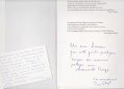 POESIE  Mise en page et illustrations de Toni Businger. FALIGOT Pierre