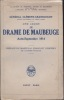 Une leçon  LE DRAME DE MAUBEUGE  Août - Septembre 1914. CLEMENT - GRANDCOURT Général